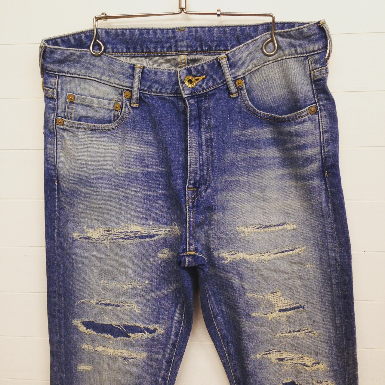 JAPAN BLUE JEANS(ジャパンブルージーンズ) 10oz CALIF DENIM BEVERLY JB2300BE