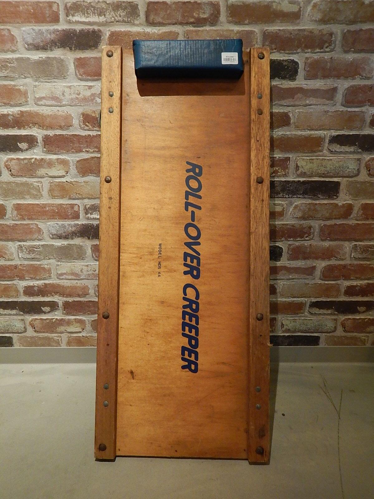 品番6343 クリーパー ROLL-OVER CREEPER  車整備 寝板 ヴィンテージ 011