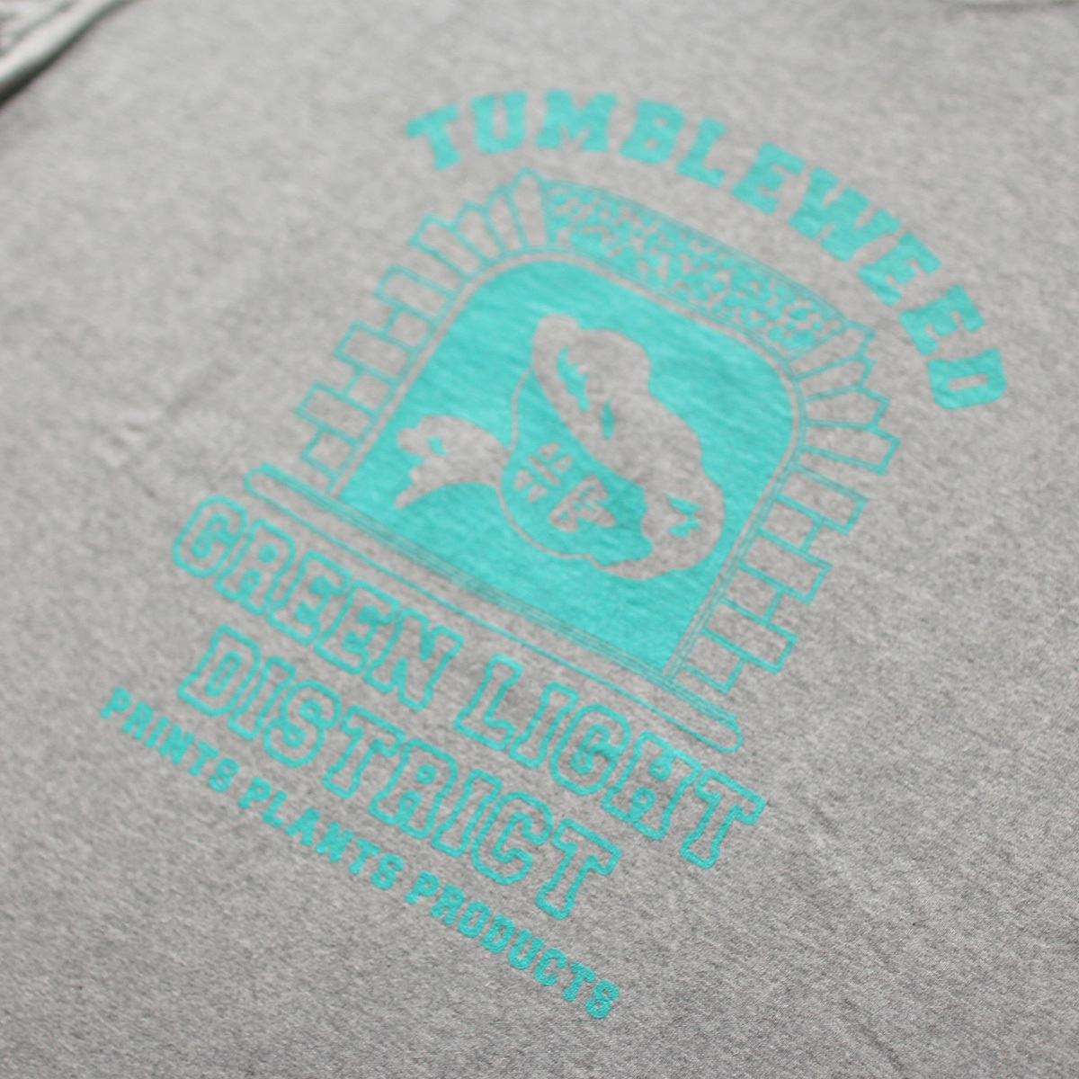 【TUMBLEWEED】TW LOGO  Long-sleeved T-shirt