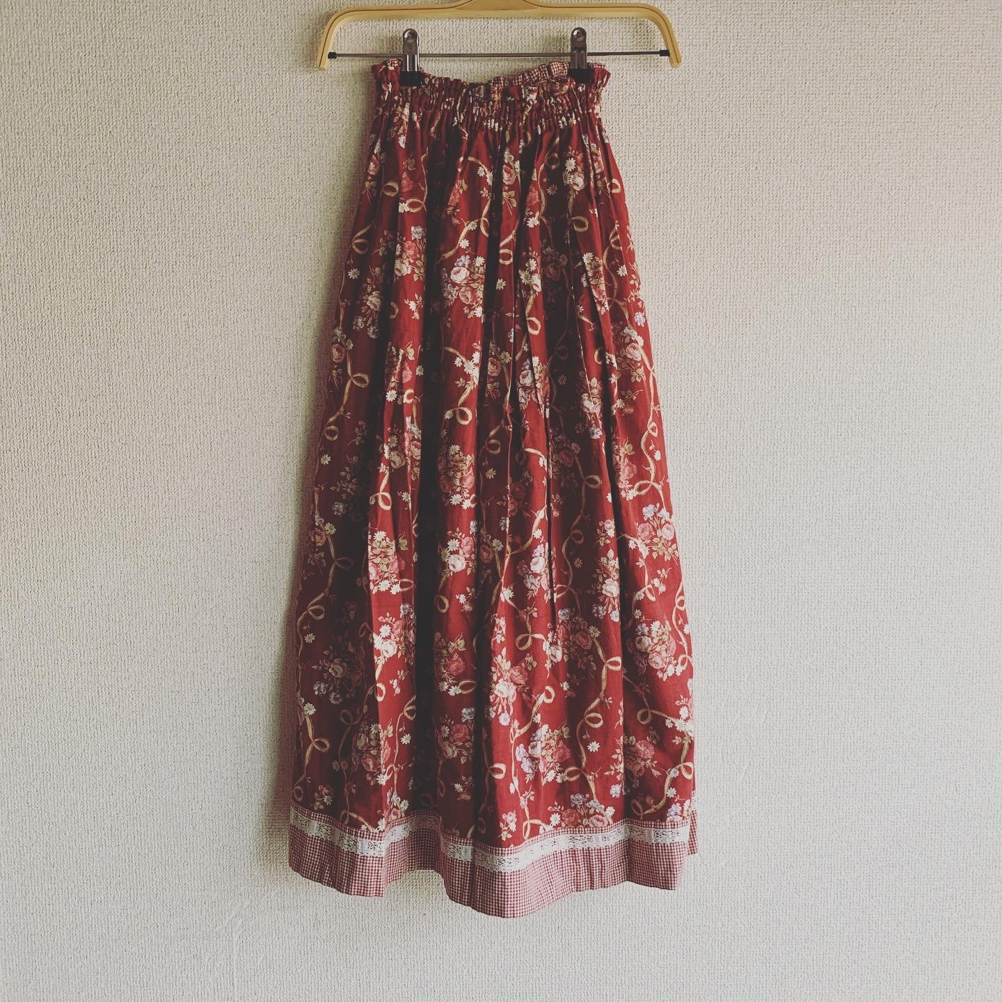 【SALE】vintage design skirt