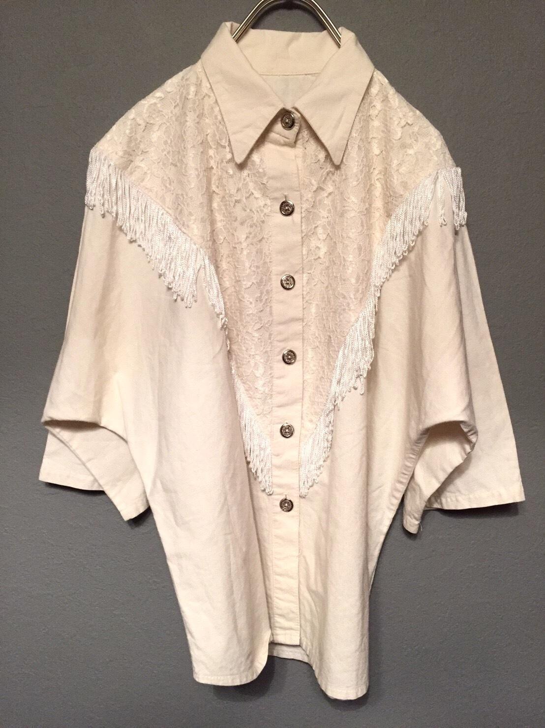 fringe shirt