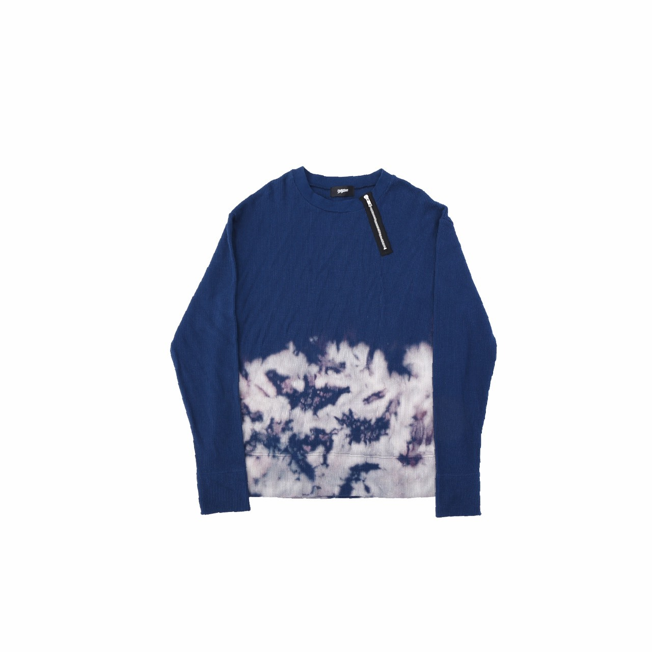 Thermal pullover / BLUE - 画像1