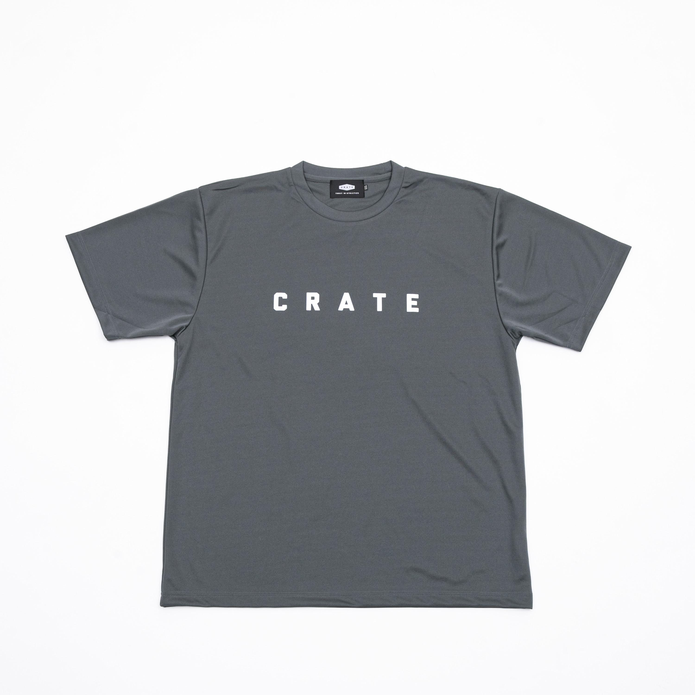 CRATE MESH T-SHIRTS GRAY