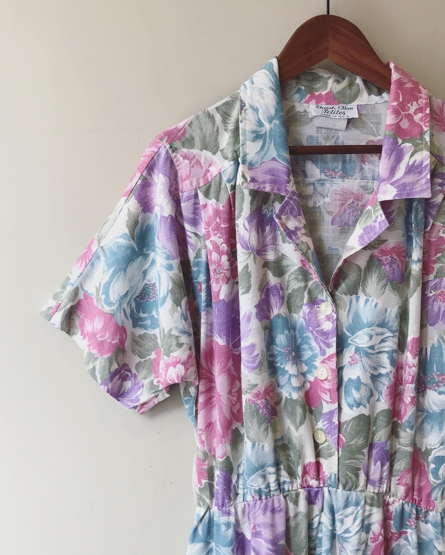 vintage design shirts onepiece