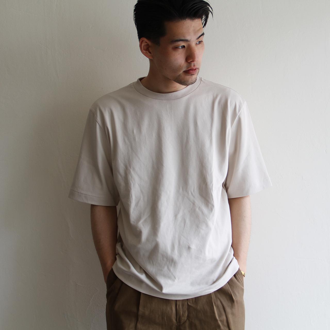 LAMOND【 mens 】suvin cotton tee