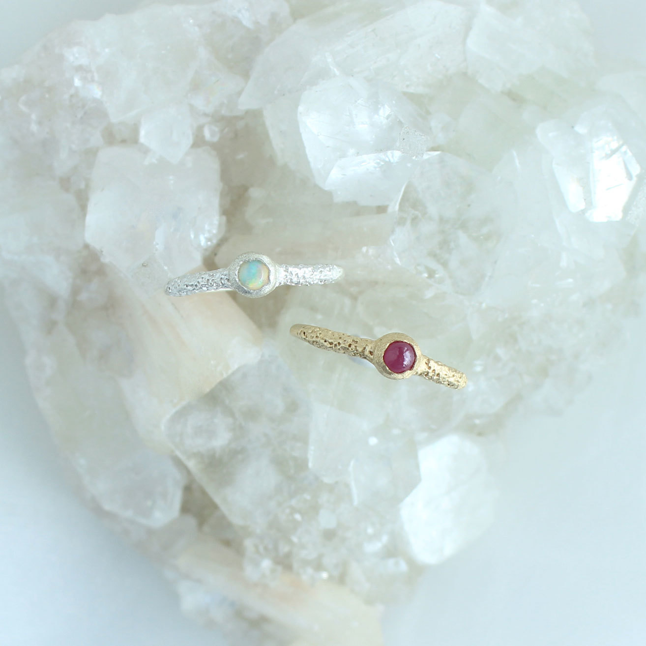Ring / Twinkle Gemstone