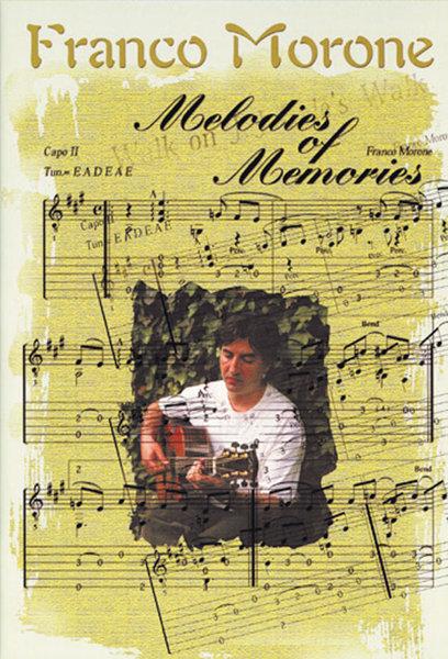 AMB1153 Melodies of Memories / Franco Morone (TAB譜)