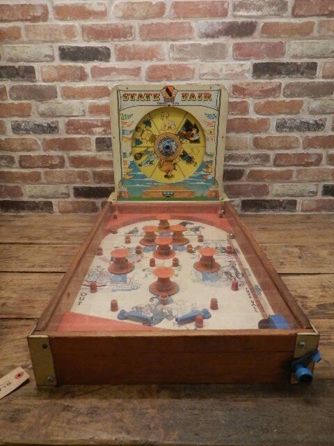 品番3561 ピンボールマシン / Pinball machine 011