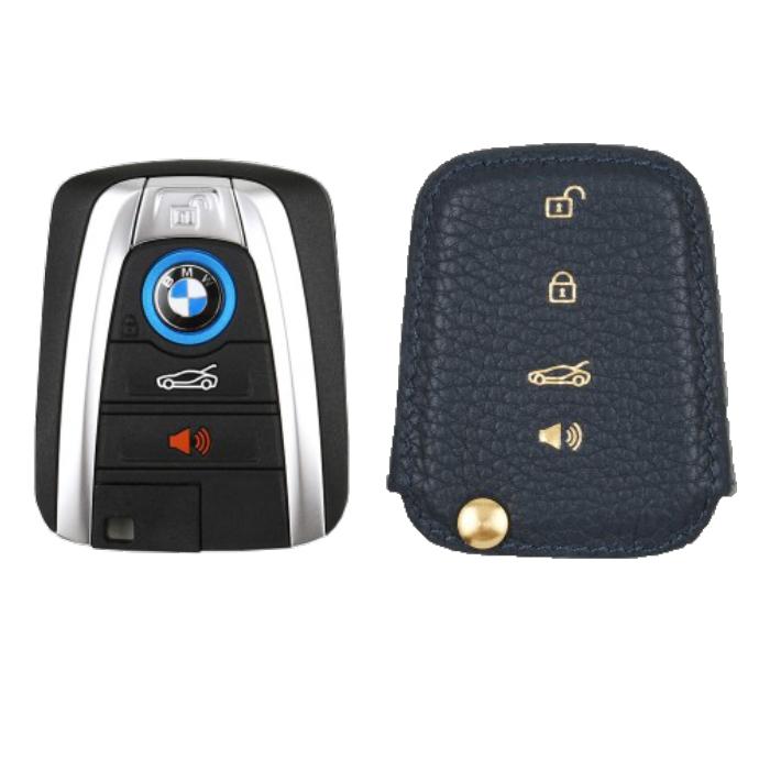 BMW 専用 Type-i Car Key Case Shrink Leather Case