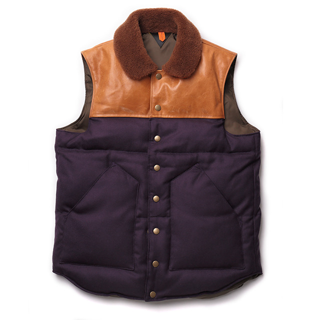 Down Feather Vest