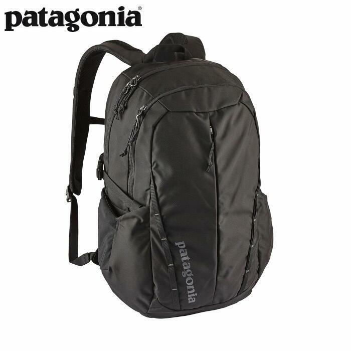 パタゴニア PATAGONIA リュック メンズリュック デイパック レフュジオ パック 28L ブラック 47912 【正規取扱店】