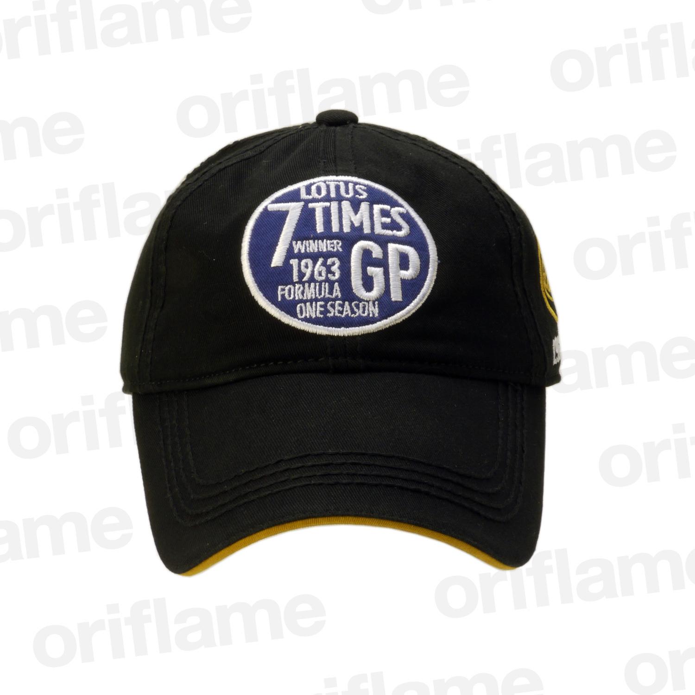 ベースボール キャップ・Lotus 7 Time Winner