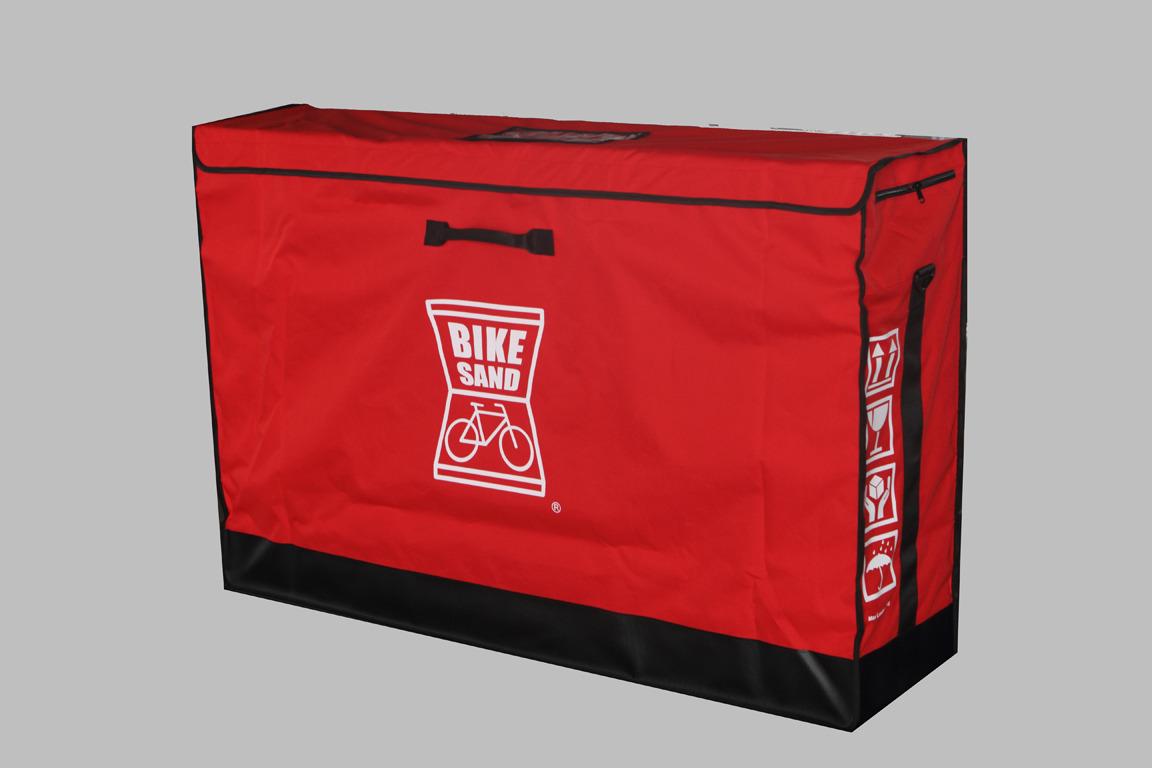 バイクサンド228収納バッグ赤(バッグのみ)