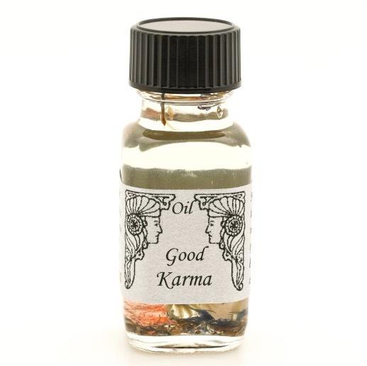 【 グッドカルマ よいカルマを呼ぶ】  メモリーオイル Good Karma 当店人気商品
