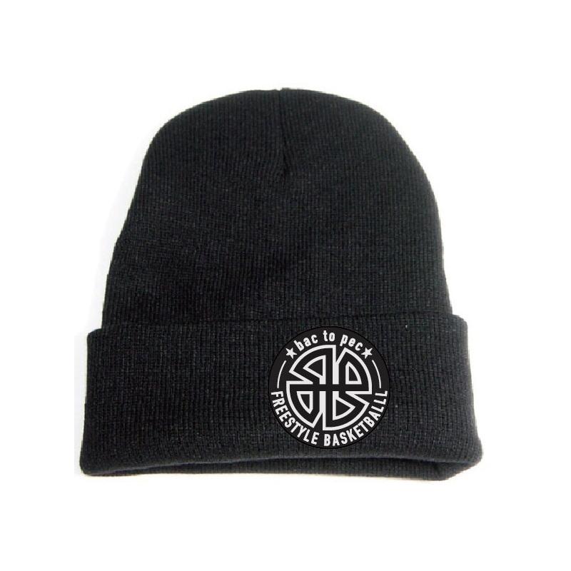 FREESTYLE CUSTOM Knit Cap (Black)