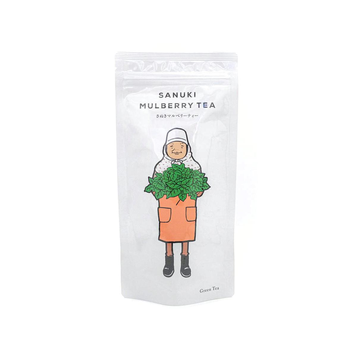 桑茶ティーバッグ|さぬきマルベリーティー  国産