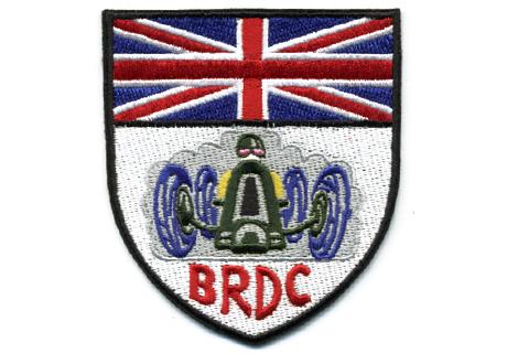 BRDC・ワッペン
