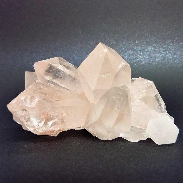 インド・マニカラン地方産 ヒマラヤ水晶クラスター 特上質 268g