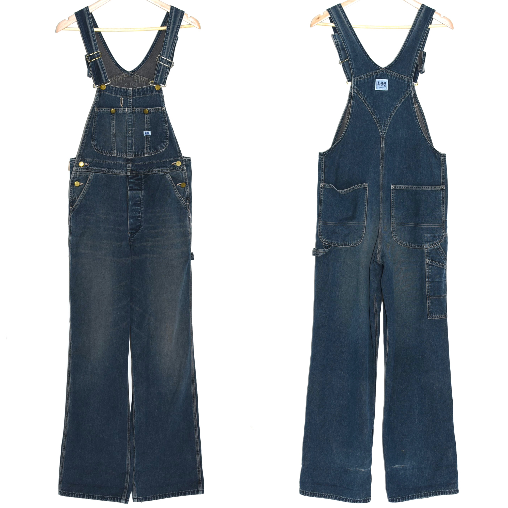 Lee denim overalls Made in JAPAN by EDWIN