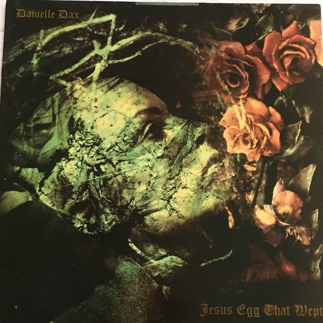 【LP・英盤】Danielle Dax / Jesus Egg That Wept