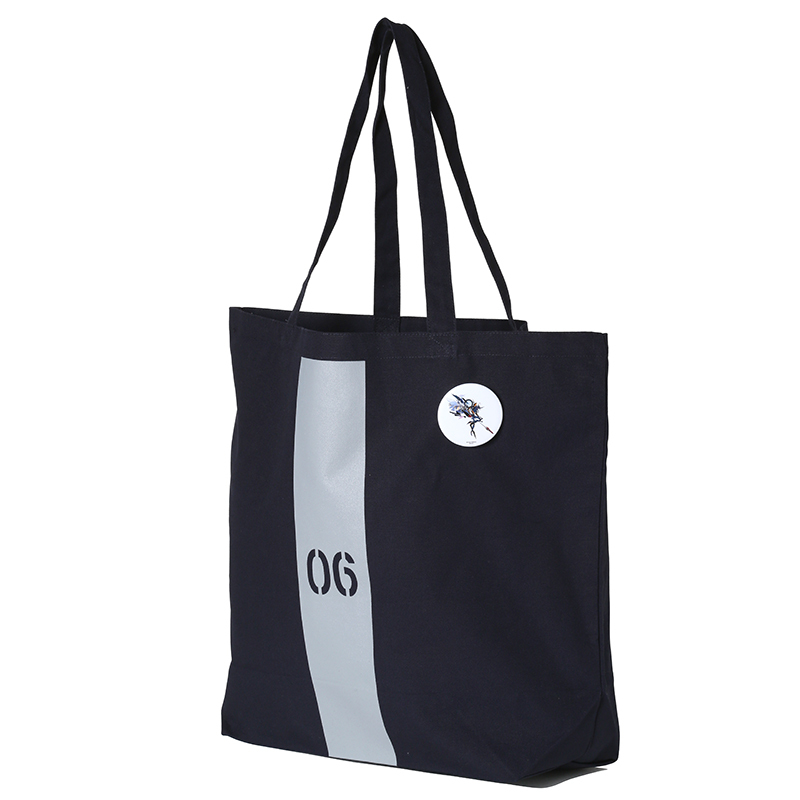 EVANGELION Numbering Tote Bag (ネイビー(カヲル)) / RADIO EVA