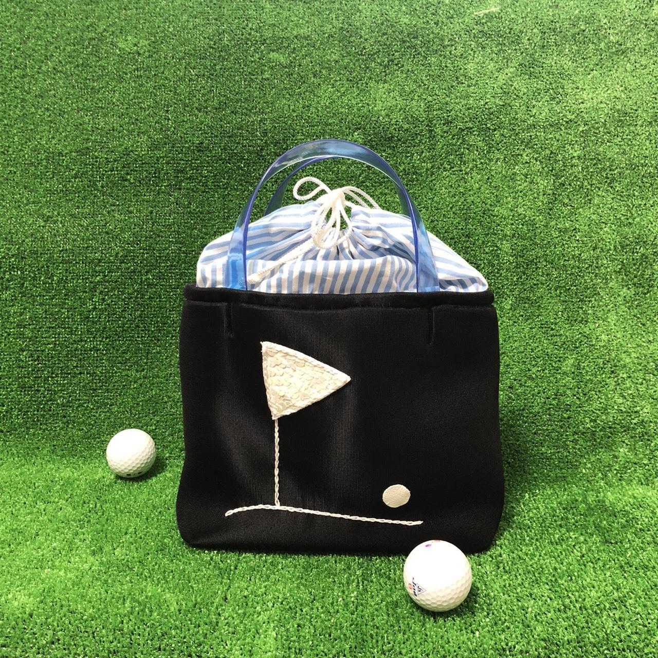 【新商品】ゴルフカートバッグ(ブラック)