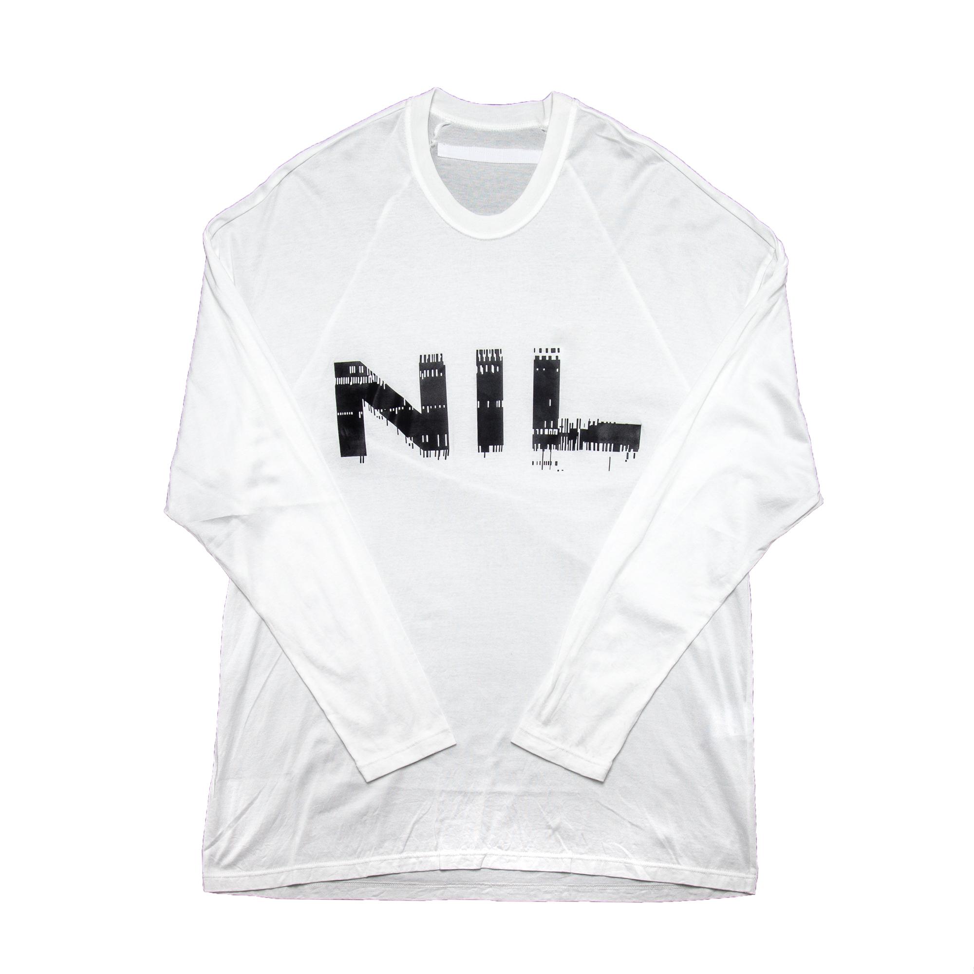 680CPM11-WHITE / NIL ロングスリーブシャツ