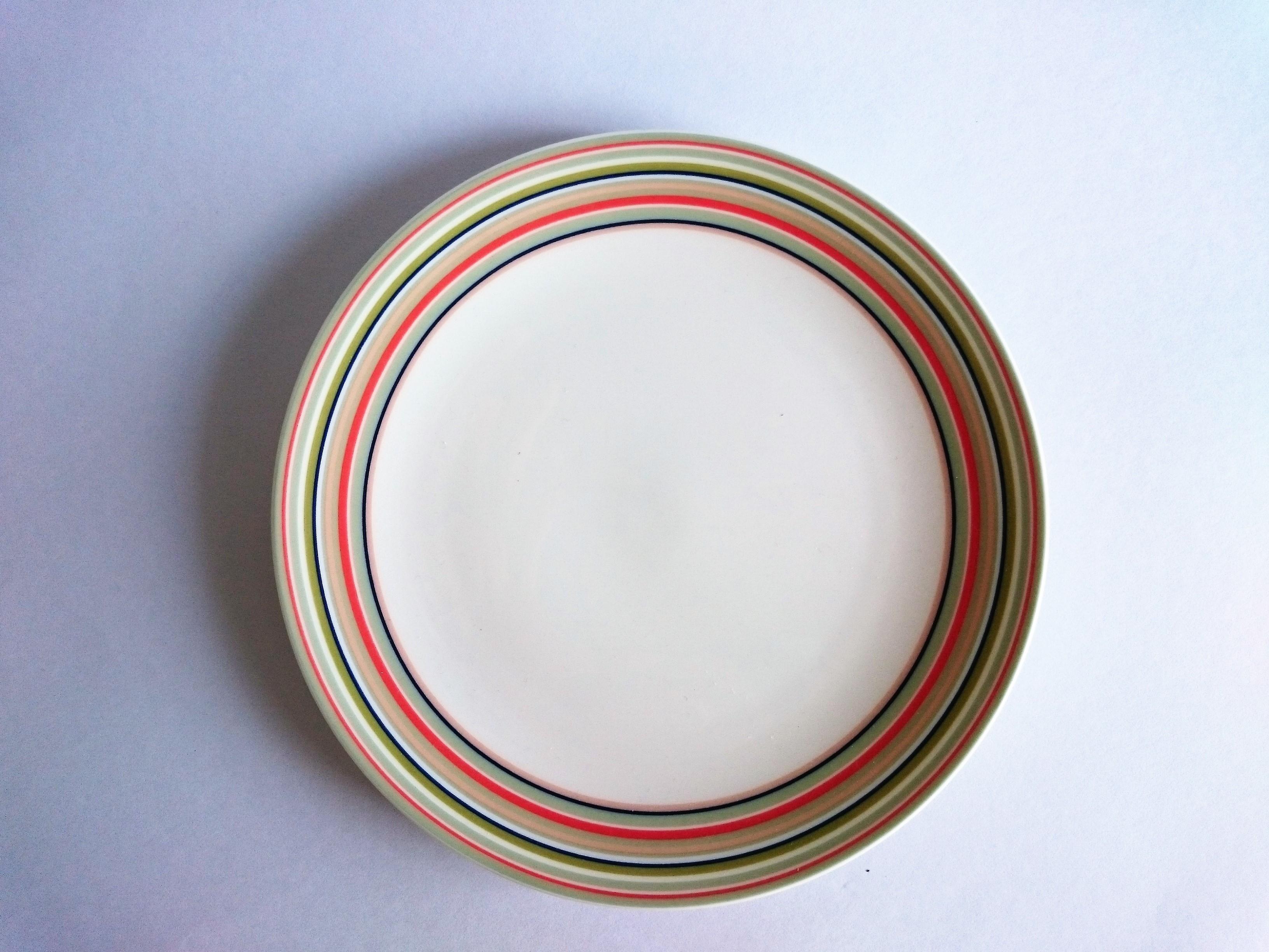 プレート /  イッタラ / オリゴ 20cm グリーン