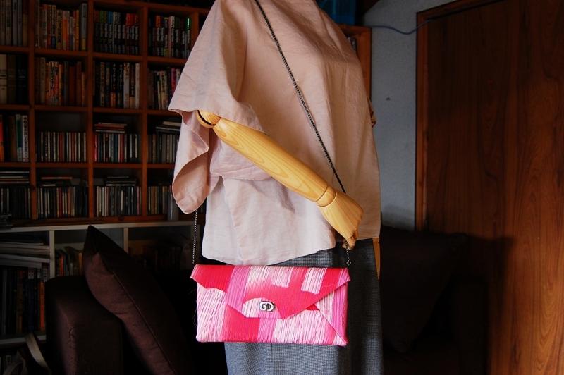 ショルダー&クラッチバッグ Clutch&Shoulder bag