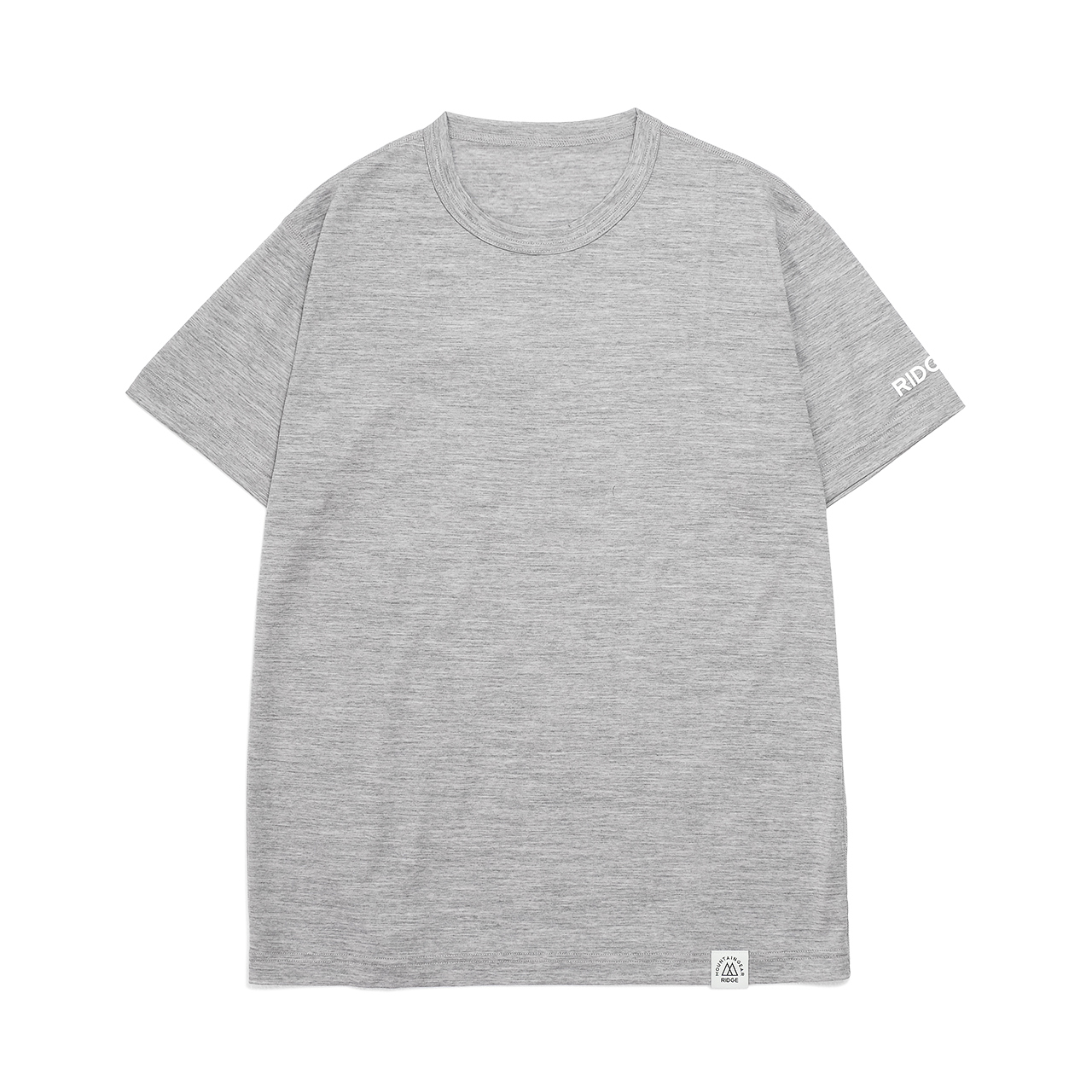 Merino Basic Tee Short Sleeve