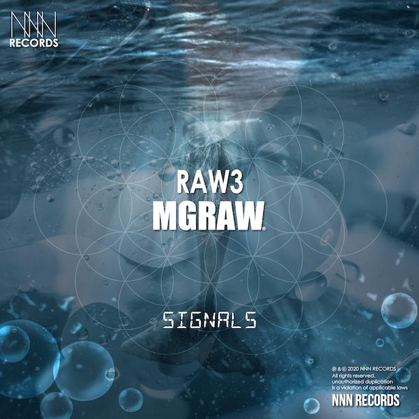 音楽CD : MGRAW「RAW3 -SIGNALS」