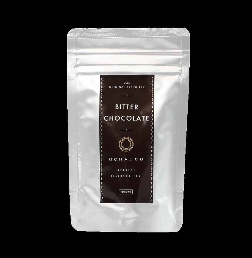 ビターチョコレート(ほうじ茶フレーバーティー) / 30g袋入り