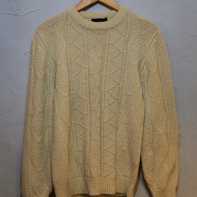 CABLE SWEATER #MTTP-040
