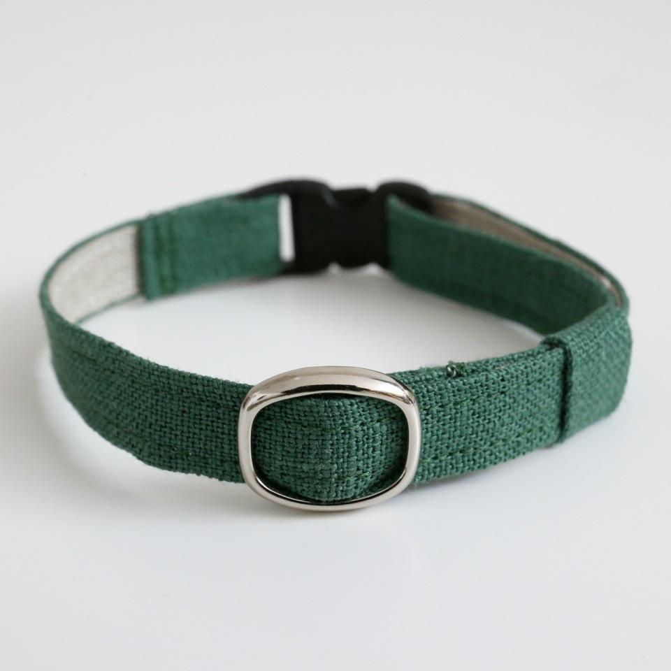 猫の首輪(Green)
