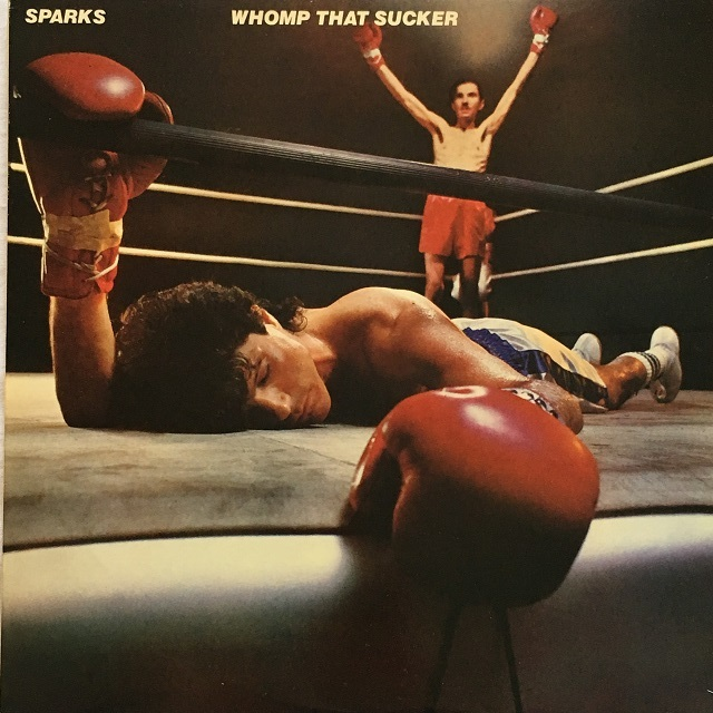 【LP・英盤】Sparks / Whomp That Sucker
