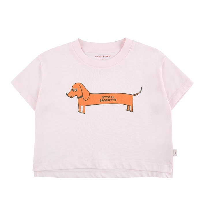 Tinycottons OTTO IL BASSOTTO Tee