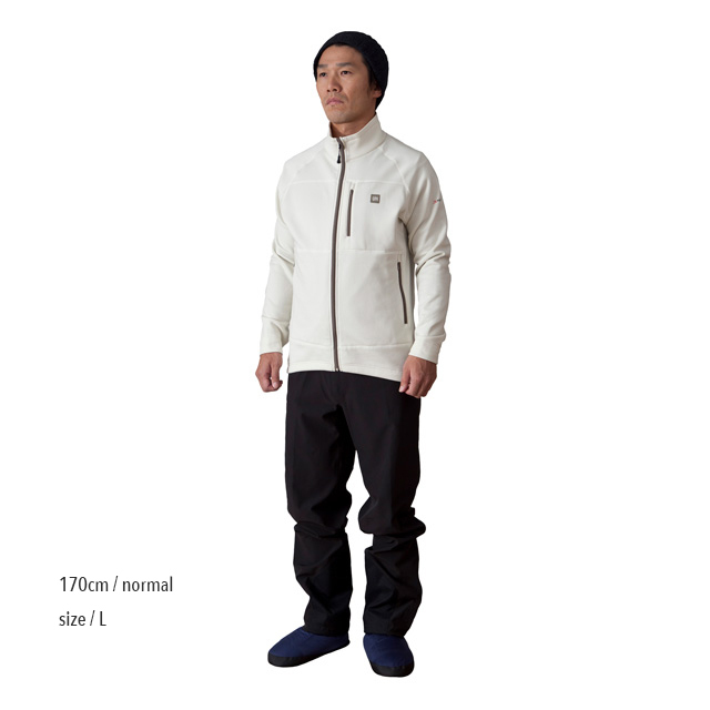 Men's UN3000 (classic silhouette) Freece Jacket