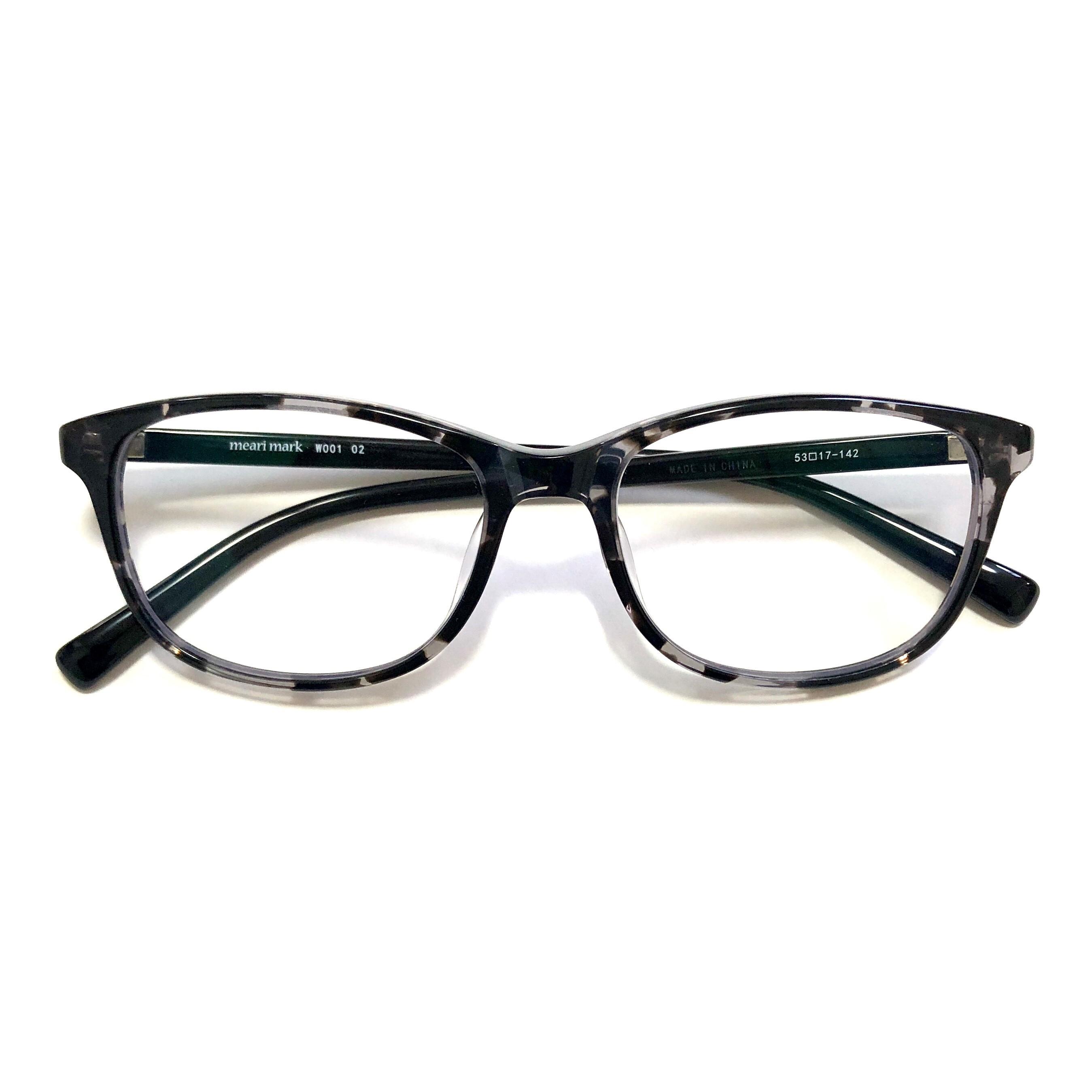 meari mark W001 02(紫外線カットレンズ付きファッショングラス)