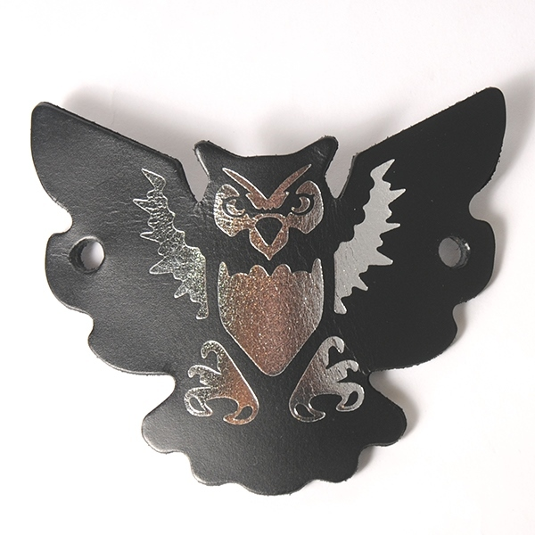 Joe18AW-27 owl leather majeste B (silver)