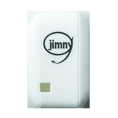 新型ジムニー、新型ジムニーシエラ用 シリコンキーケース(ホワイト)