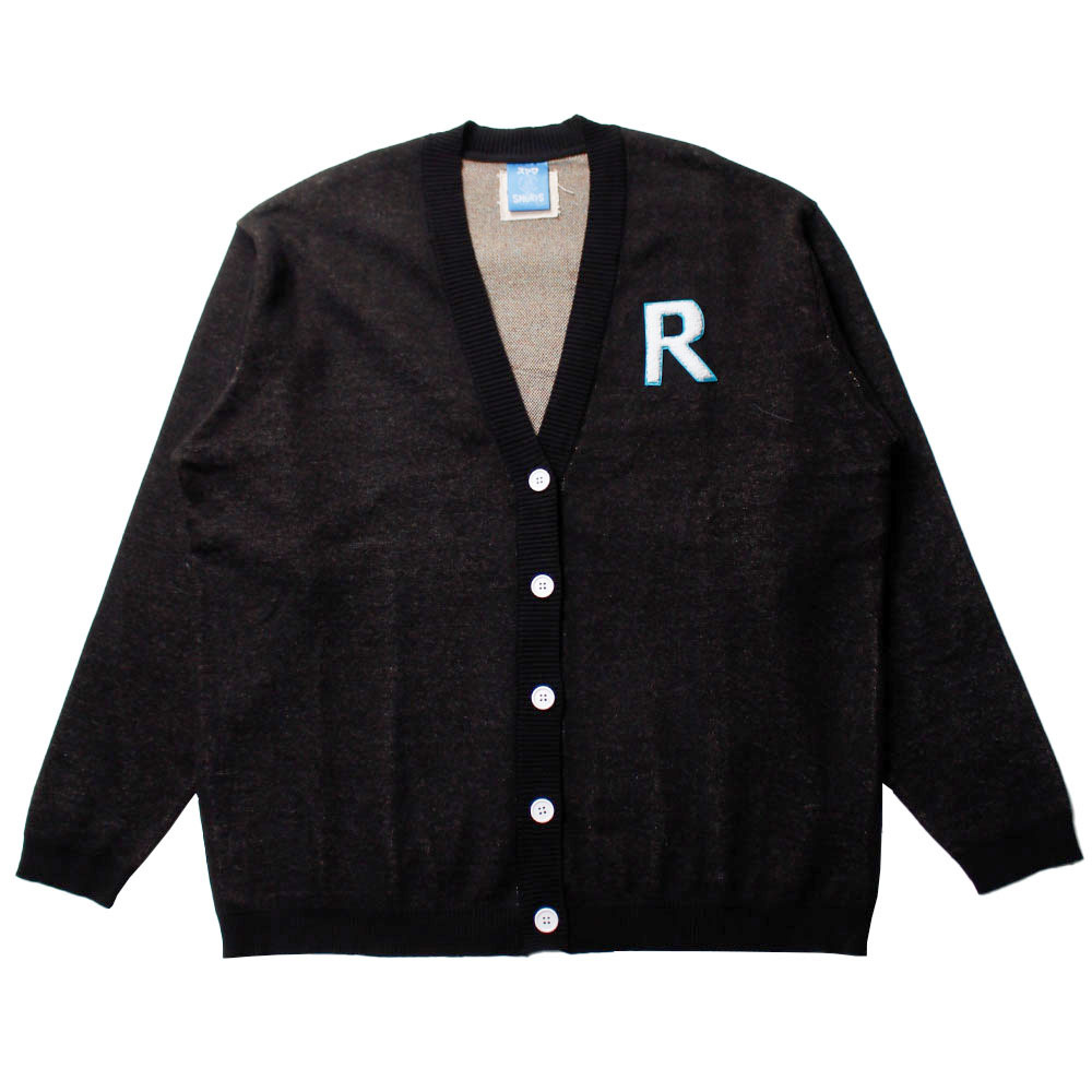 ROGIC × Smurfs Knit Black