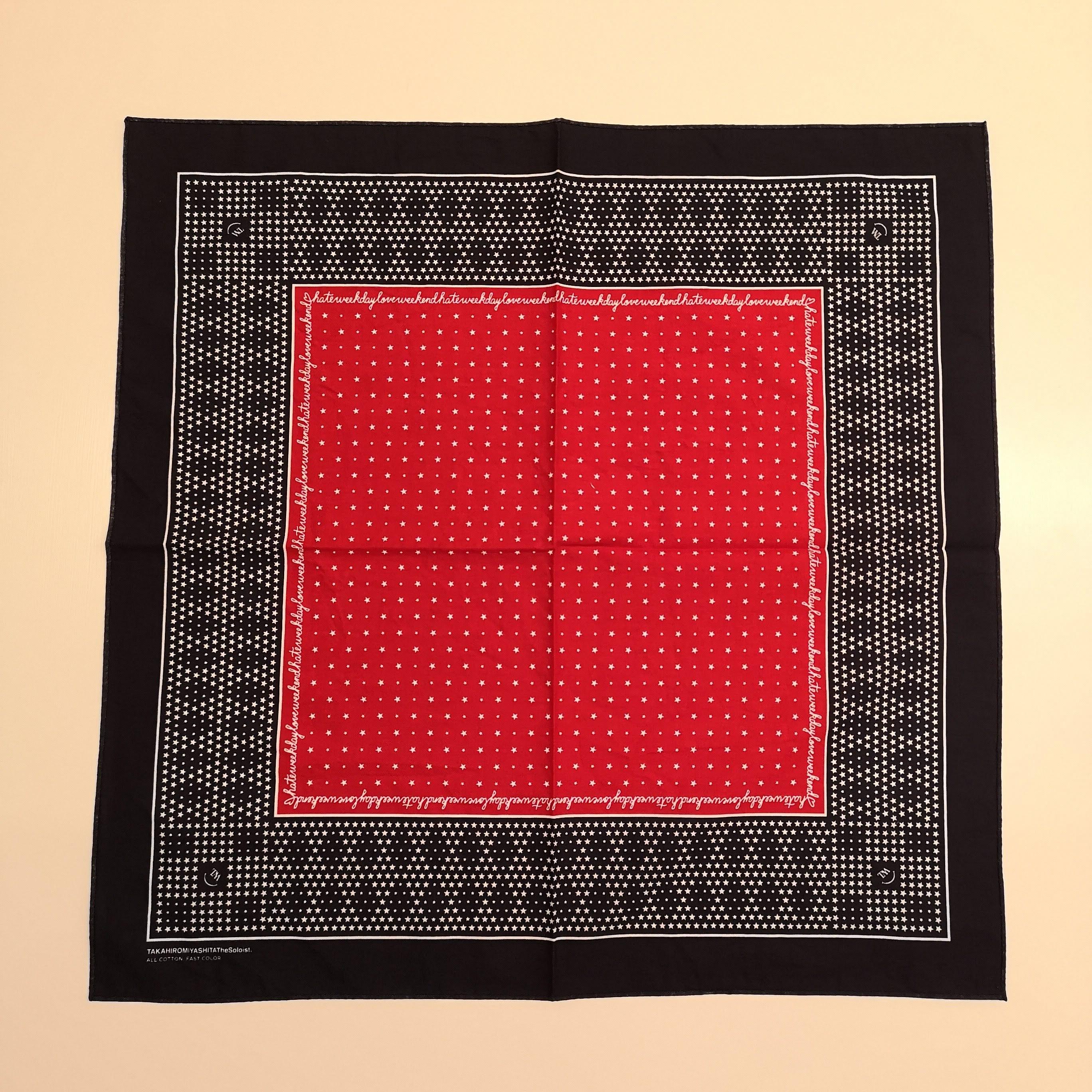 sa.0028AW18 : bandana.