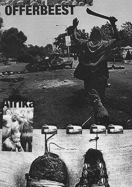 OFFERBEEST – Afrika(CD)