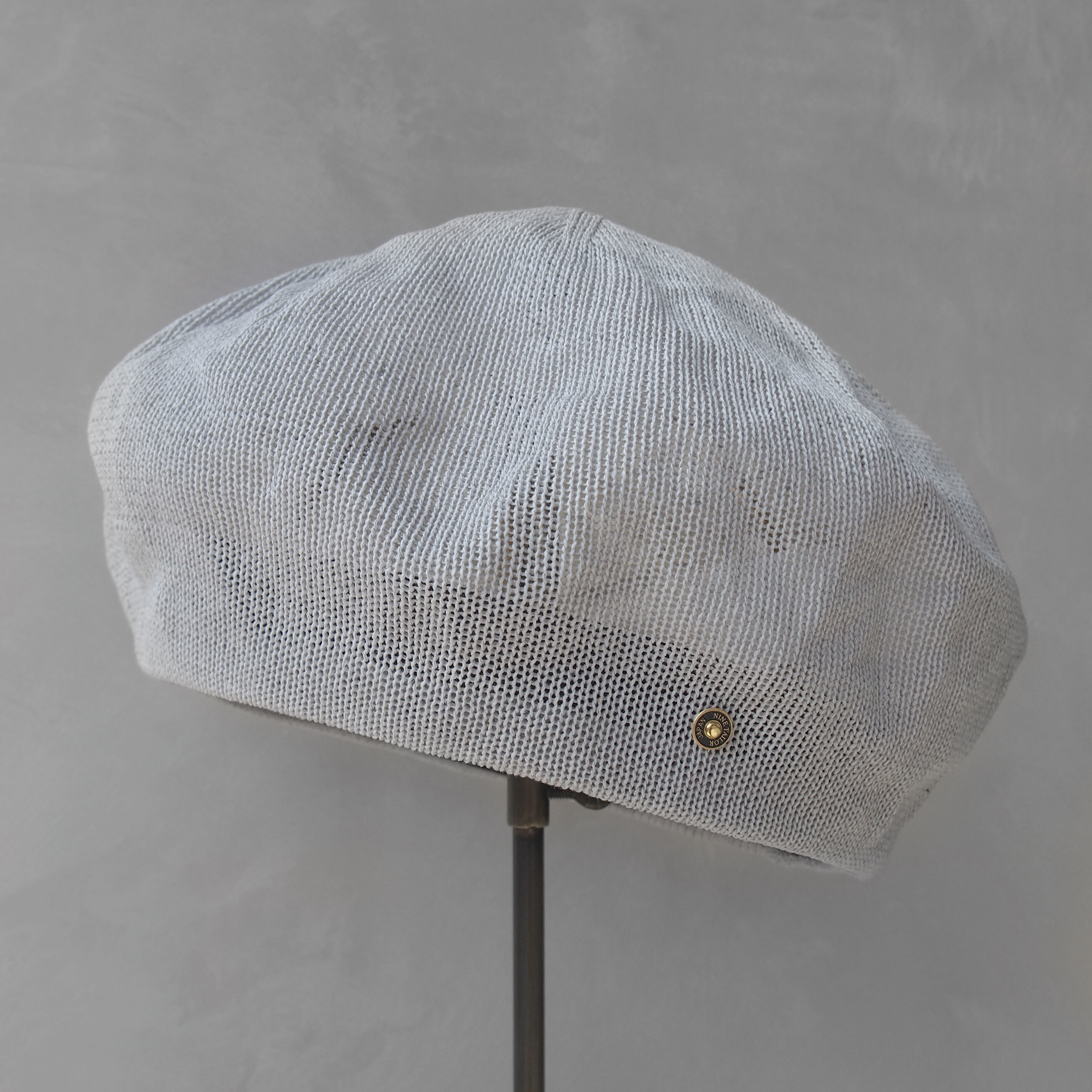 Nine Tailor Mic beret Gray