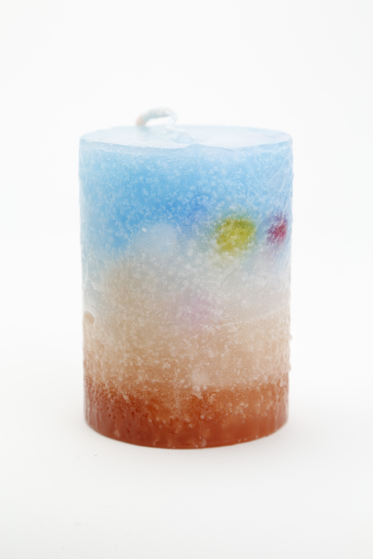 No.37 Candle Cylinder 76 1800  キャンドル