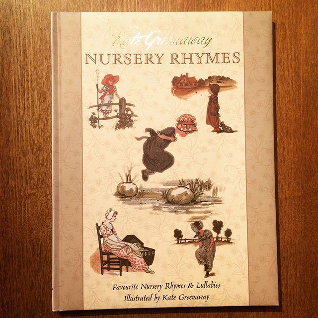 ケイト・グリーナウェイのマザーグース絵本「Nursery Rhymes/Kate Greenaway」 - 画像1