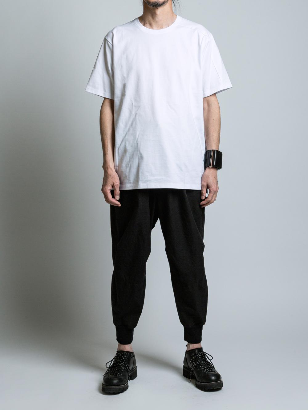 VI-SP-065-01 / 2枚パックTシャツ BLACK×WHITE