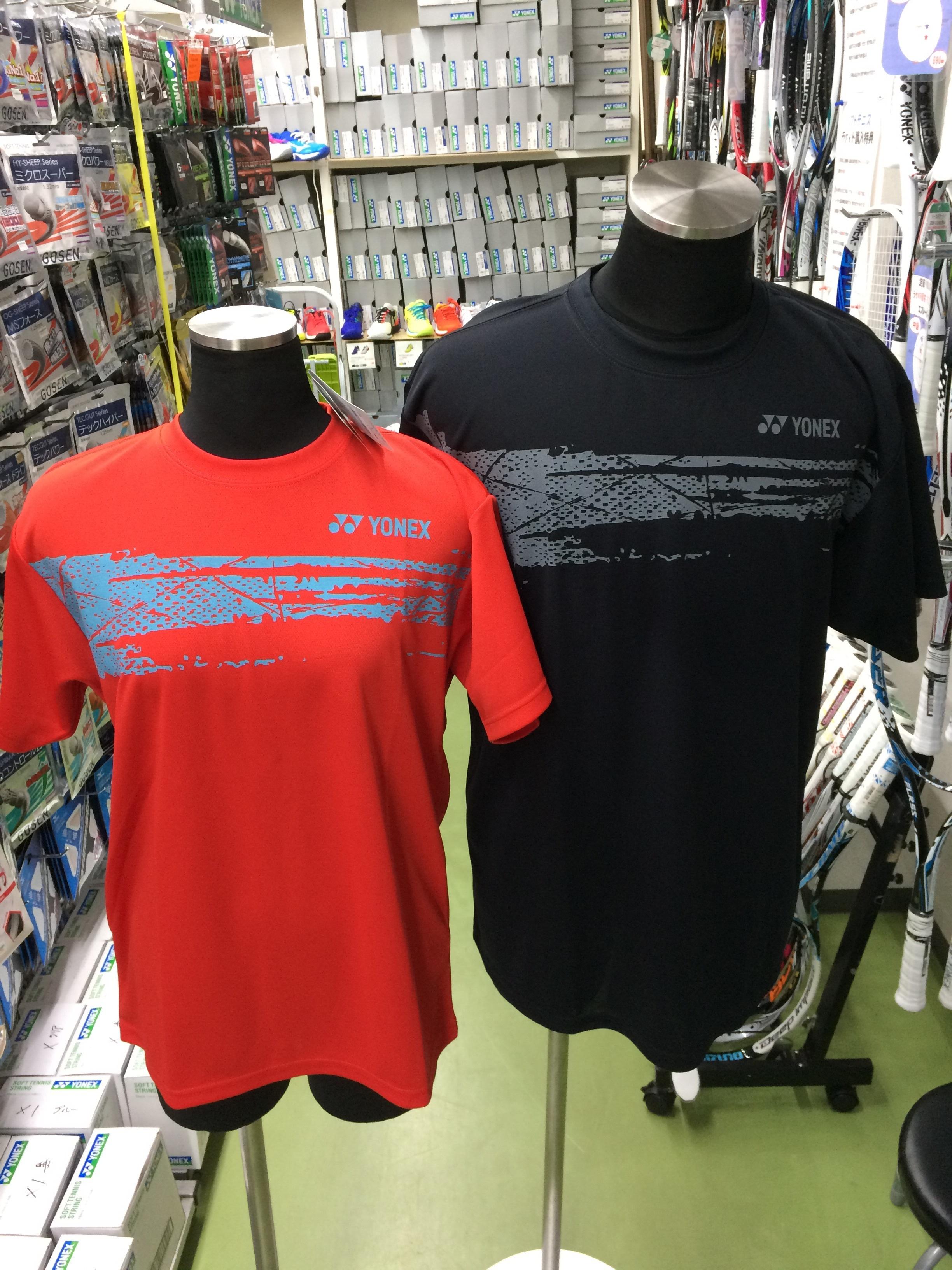ヨネックス ユニドライTシャツ YOB17011 - 画像1