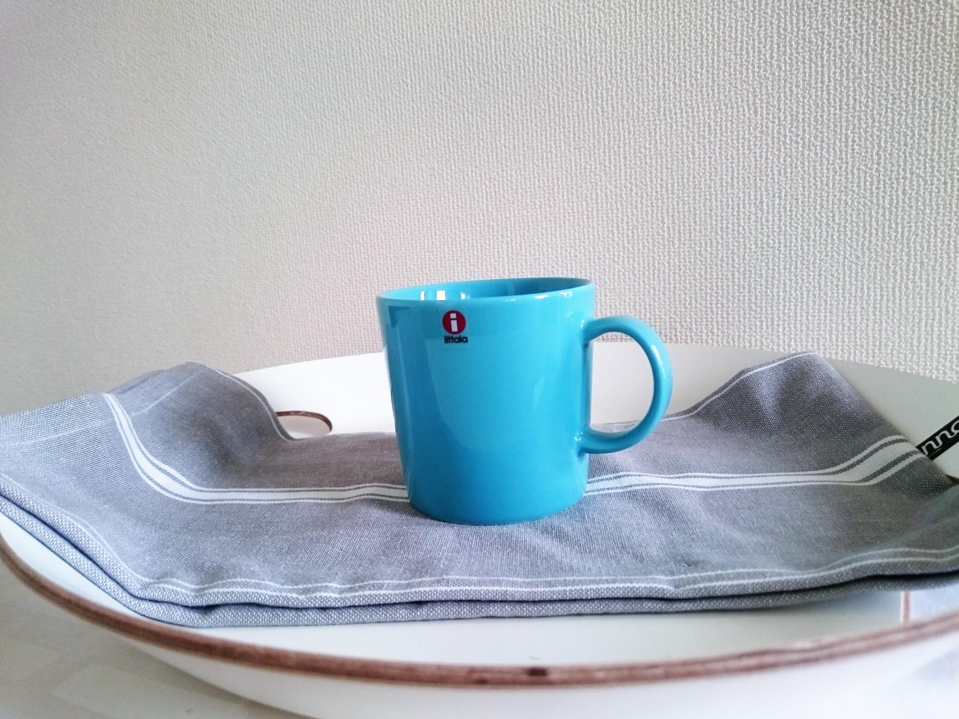 マグカップ / イッタラ / TEEMA ティーマ / ターコイズ (0.3L)