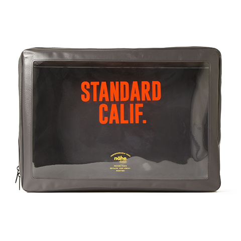 STANDARD CALIFORNIA #HIGHTIDE × SD Packing Pouch A4